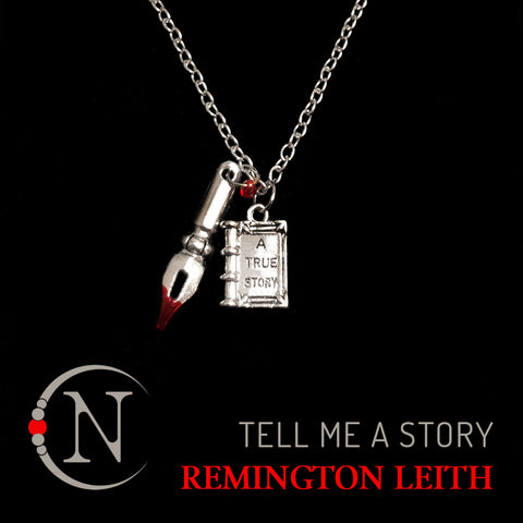 Tell Me A Story NTIO Necklace by Remington Leith ~ Limited 40
