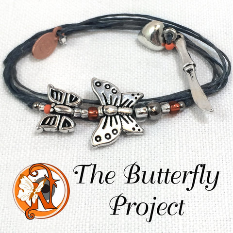 The Butterfly Project NTIO Bracelet