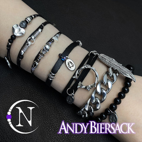 The Night 7 Bracelet Bundle By Andy Biersack
