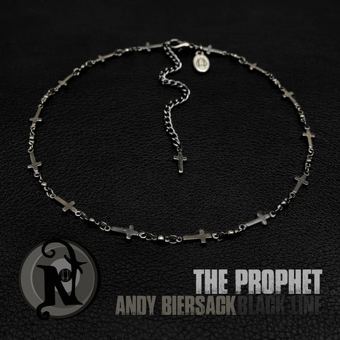The Prophet NTIO Choker by Andy Biersack