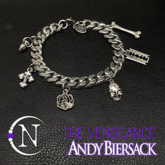 Andy Biersack The Night 4 Piece NTIO Necklace/Choker Stack