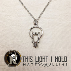 This Light I Hold NTIO Necklace by Matty Mullins