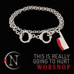 This is Really Going to Hurt Halloween Choker/Bracelet by Danny Worsnop ~ Limited Only 5 More