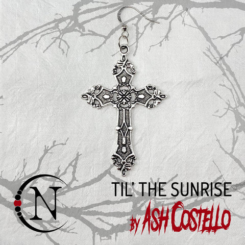 'Til The Sunrise NTIO Earring by Ash Costello