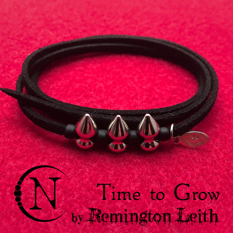 Time to Grow NTIO Bracelet/Choker by Remington Leith