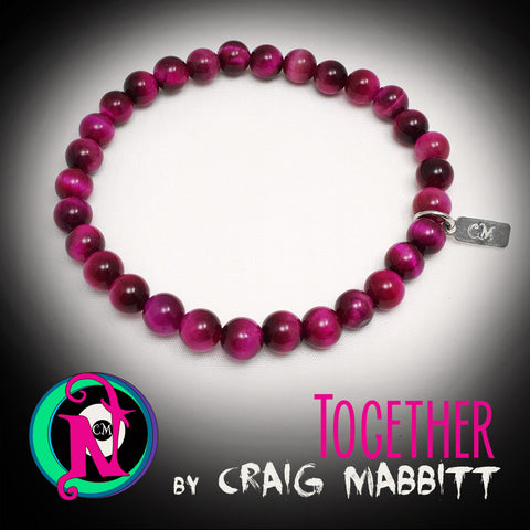 Craig Mabbitt NTIO Together Bracelet