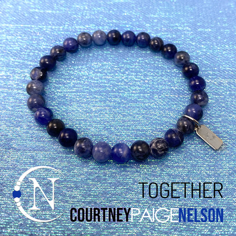 Courtney Paige Nelson NTIO Together Bracelet