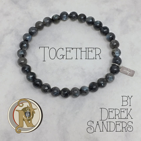 Derek Sanders NTIO Together Bracelet