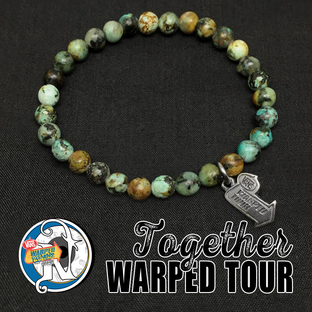 Together NTIO Bracelet by Vans Warped Tour