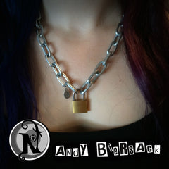 Unbroken NTIO Necklace by Andy Biersack