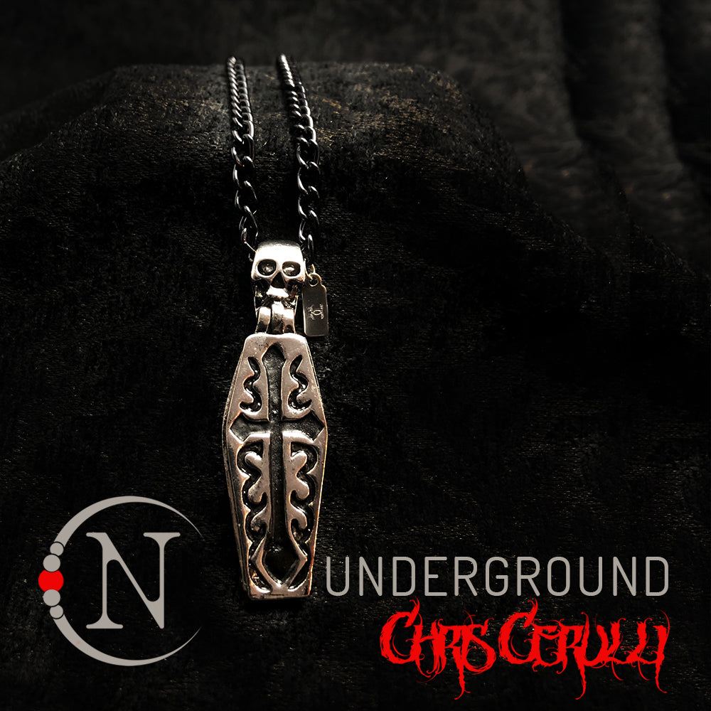 Underground NTIO Necklace by Chris Cerulli  ~ Limited 40