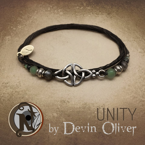 Unity NTIO Bracelet by Devin Oliver