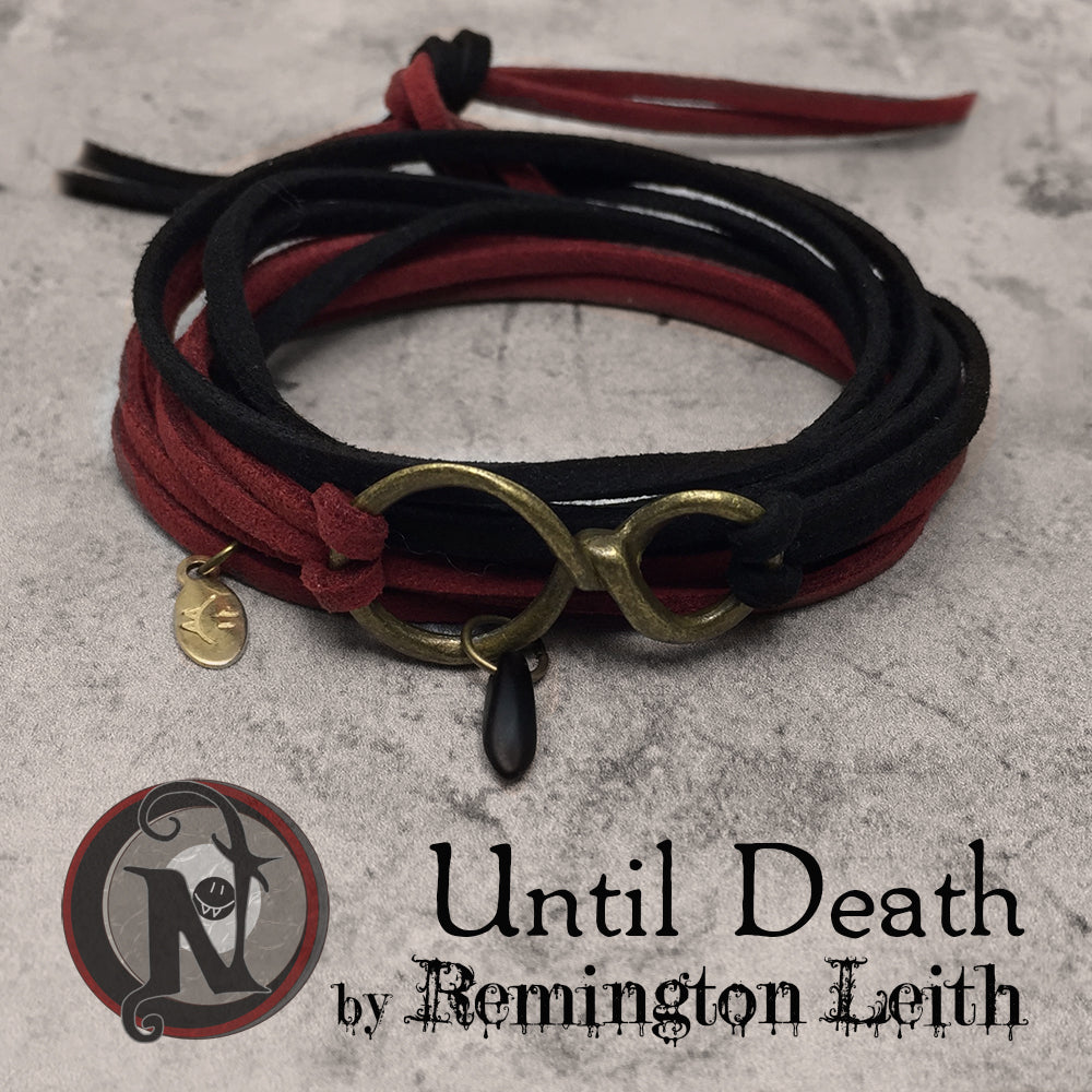Until Death NTIO Bracelet/Choker/Necklace by Remington Leith