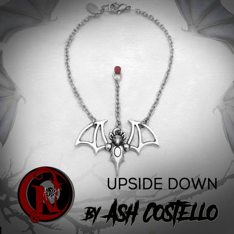 Upside Down Bracelet by Ash Costello
