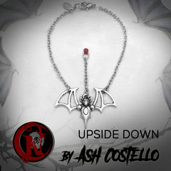 Upside Down Alternative Press Inspired Bracelet by Ash Costello