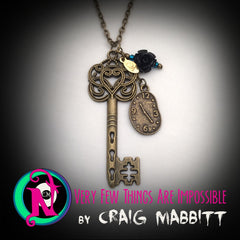 Very Few Things Are Impossible NTIO Necklace by Craig Mabbitt