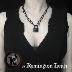 Necklace and Bracelet Set Vicious NTIO by Remington Leith