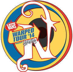 Warped to the Bone NTIO Bracelet by Vans Warped Tour