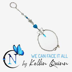 We Can Face It NTIO Slave Bracelet by Kellin Quinn.