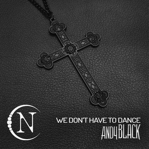 We Don't Have To Dance Necklace By Andy Biersack