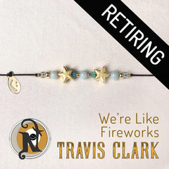 We're Like Fireworks NTIO Bracelet by Travis Clark ~ Only 2 More