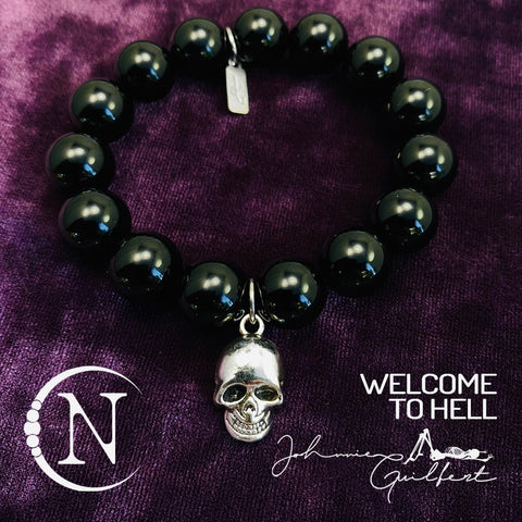 Welcome To Hell NTIO Bracelet by Johnnie Guilbert ~ Limited 25