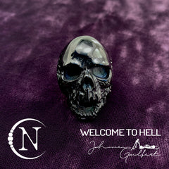 Ring ~ Welcome To Hell by Johnnie Guilbert