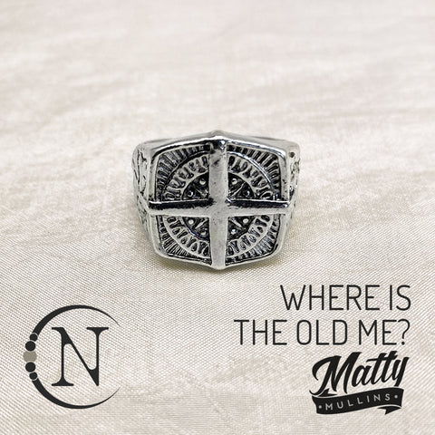 Where Is The Old Me? NTIO Ring by Matty Mullins