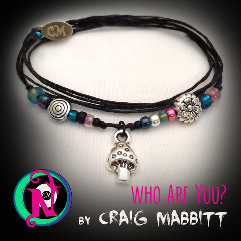 Who Are You? NTIO Bracelet by Craig Mabbitt