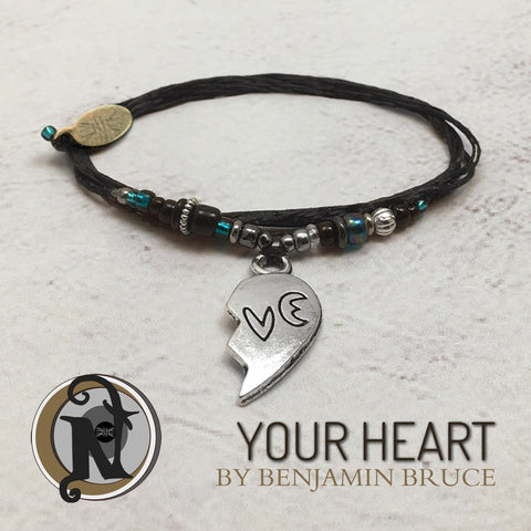 Your Heart NTIO Bracelet By Ben Bruce