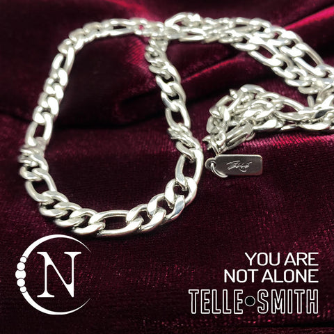 You Are Not Alone NTIO Necklace by Telle Smith