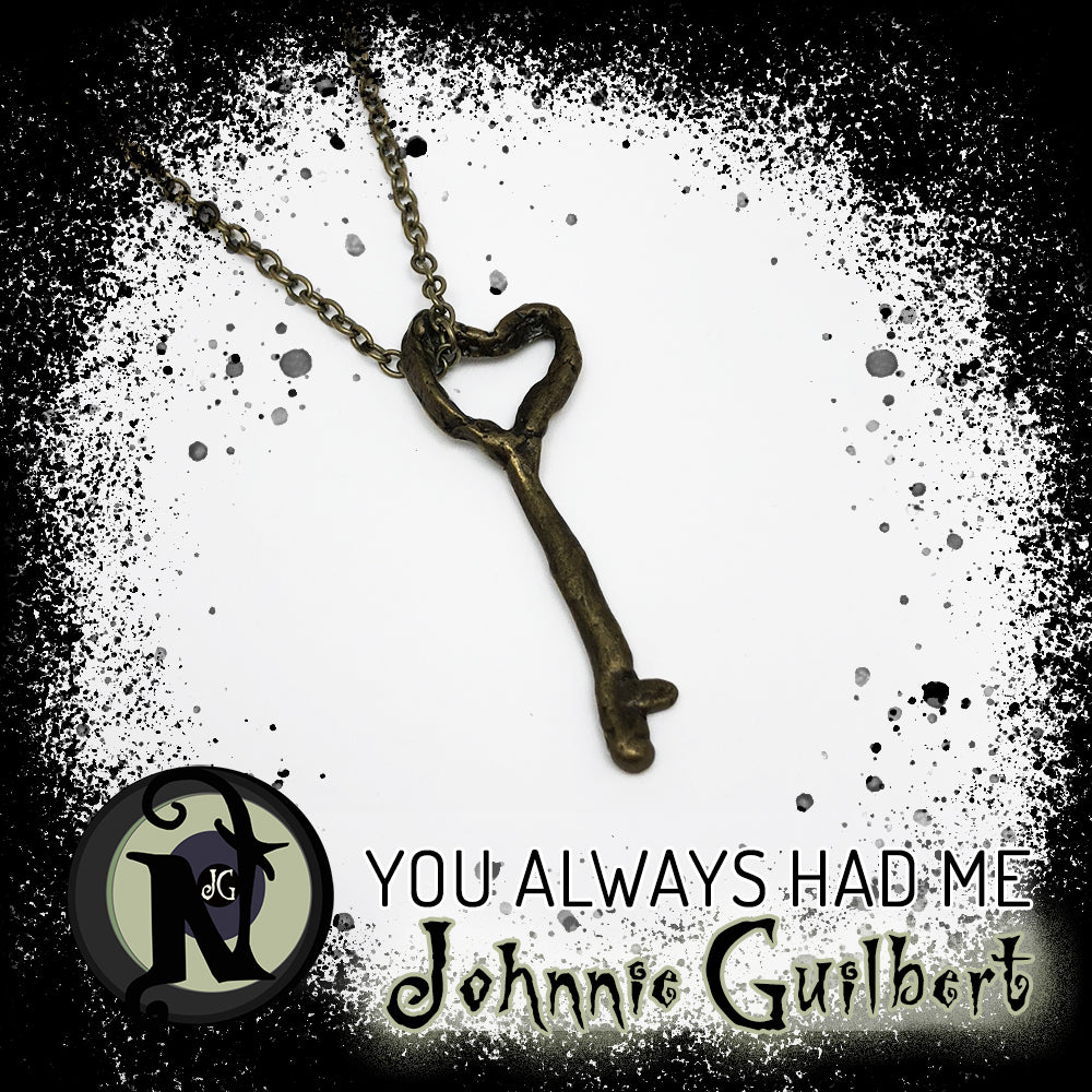 You Always Had Me NTIO Necklace/Choker by Johnnie Guilbert ~ Limited Edition