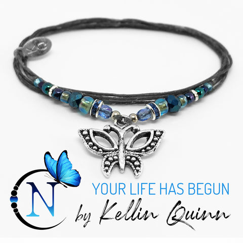 Your Life Has Begun NTIO Bracelet By Kellin Quinn ~ Only 4 More