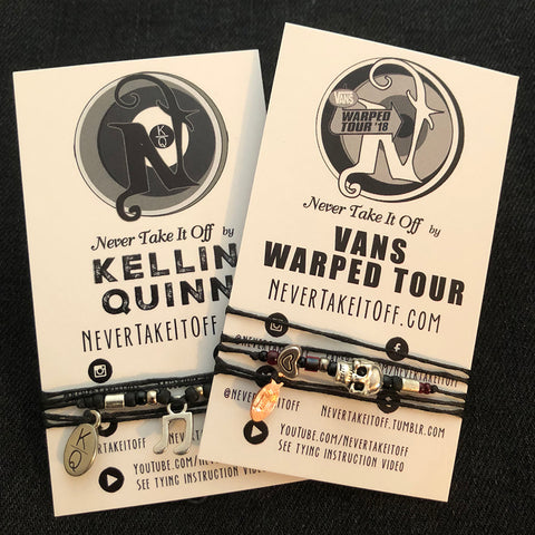 Kellin Quinn / Warped Tour Bundle