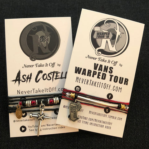 Ash Costello / Warped Tour Bundle