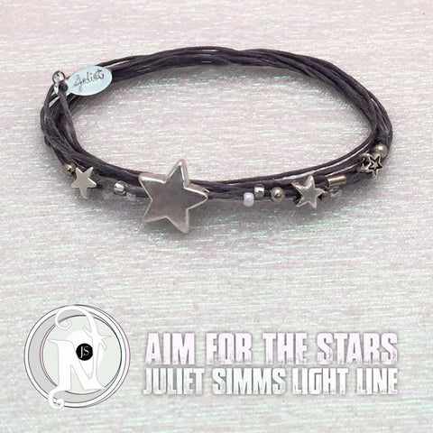 Aim for the Stars NTIO Bracelet Juliet Simms