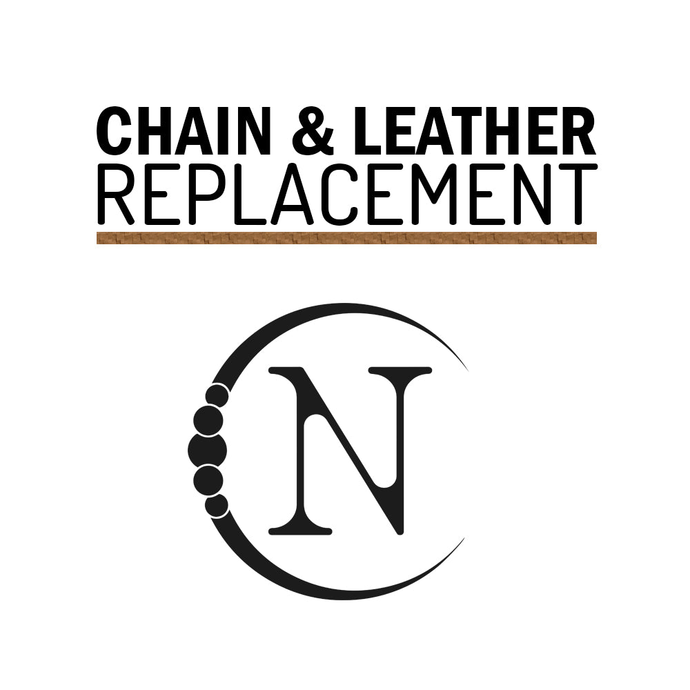Chain or Leather Replacement Charge