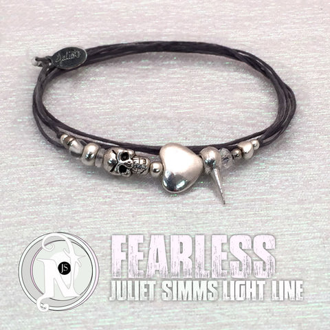 Fearless NTIO Bracelet by Juliet Simms