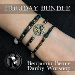 3 Piece Holiday NTIO Bracelet Bundle by Danny Worsnop and Ben Bruce