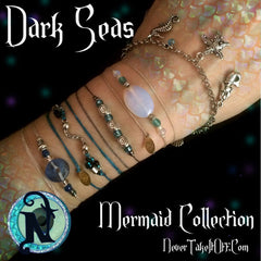 Deep Sea Treasures NTIO Dark Seas Charm Bracelet