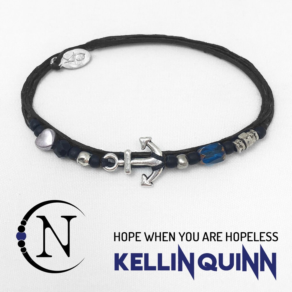 Hope When You Are Hopeless NTIO Bracelet by Kellin Quinn