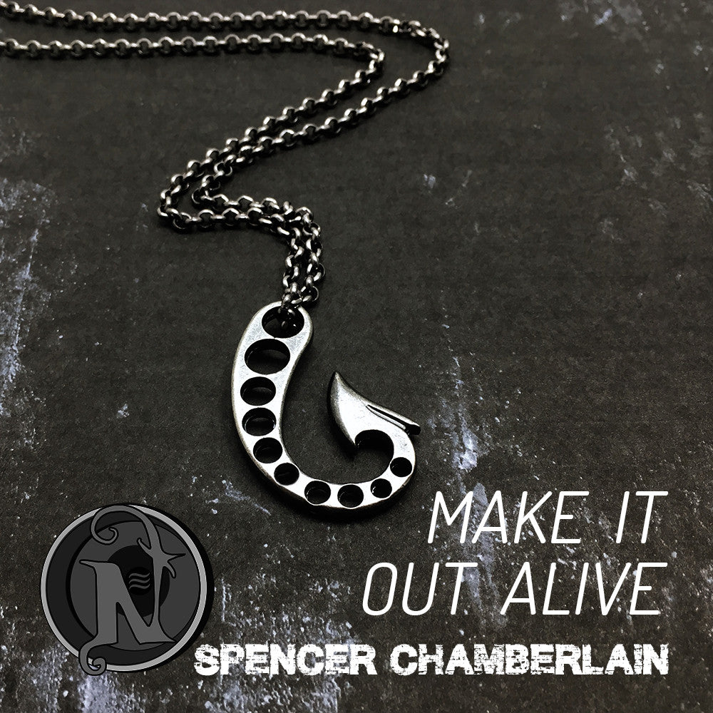 Make It Out Alive NTIO Necklace By Spencer Chamberlain