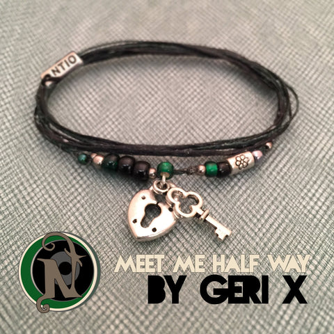 Meet Me Half Way Bracelet by Geri X