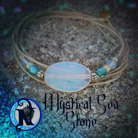Mystical Sea Stone NTIO Dark Seas Bracelet
