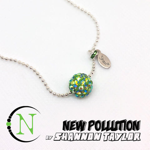New Pollution NTIO Necklace By Shannon Taylor