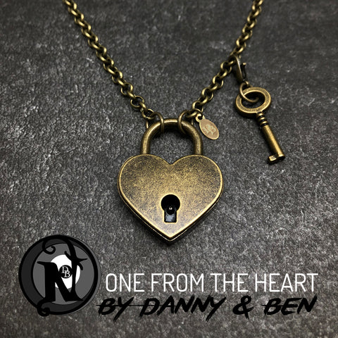 One From the Heart NTIO Necklace by Ben Bruce