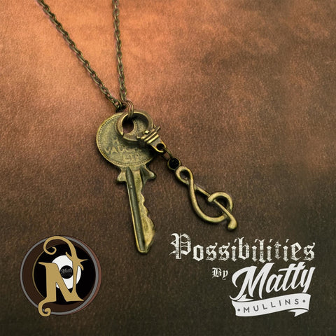 Possibilities Charm Sharing NTIO Necklace by Matty Mullins