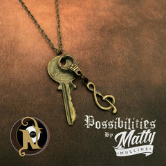 Necklace Possibilities Charm Sharing NTIO Necklace by Matty Mullins