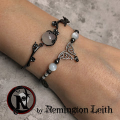 No Weapon Will Defeat You NTIO Bracelet By Remington Leith ~ Limited Edition