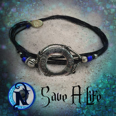Save a Life NTIO Bracelet Dark Seas